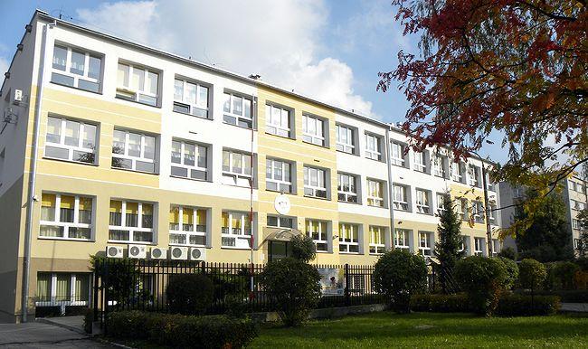budynek Centrum Kształcenia Ustawicznego nr 2 w Lublinie